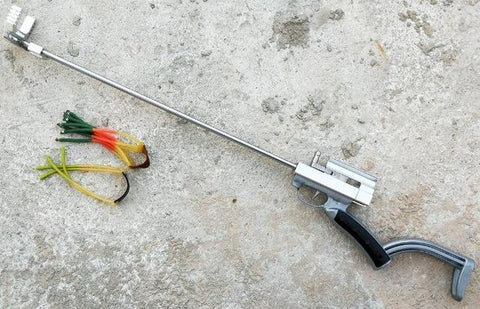 Rubber Band Riffle Gun Launcher without Sight-Hue&Shades