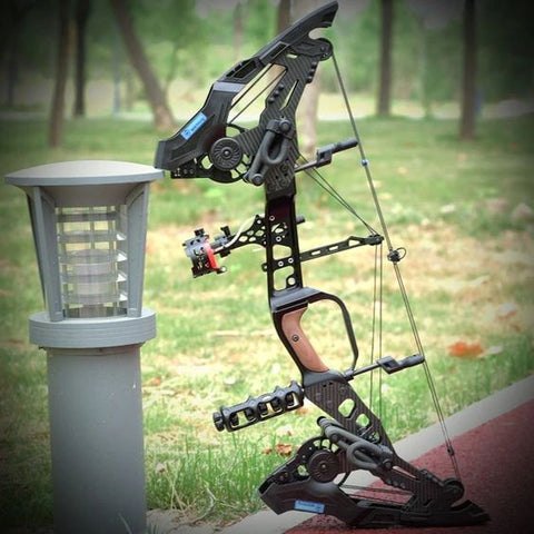 dual purpose Compound bow steel ball shooter