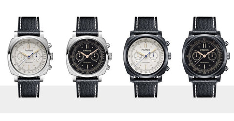 Parnis Air Watches Pilot Aviator Watch-Hue&Shades