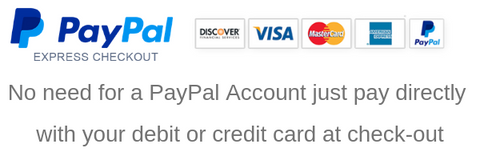 paypal Secure Payment Guarantee graphic