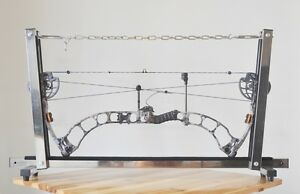 axis compound bow press