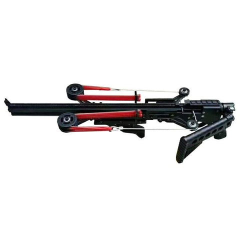 semi automatic mechanical slingshot shooter