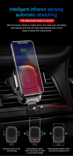 Mobile Car Phone Holder with Air Vent Mount-Hue&Shades