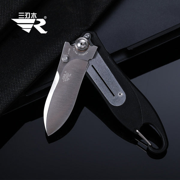 Sanrenmu Multi-Tool EDC Camping Folding Knife