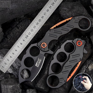 Multi function Folding Tactical Knife