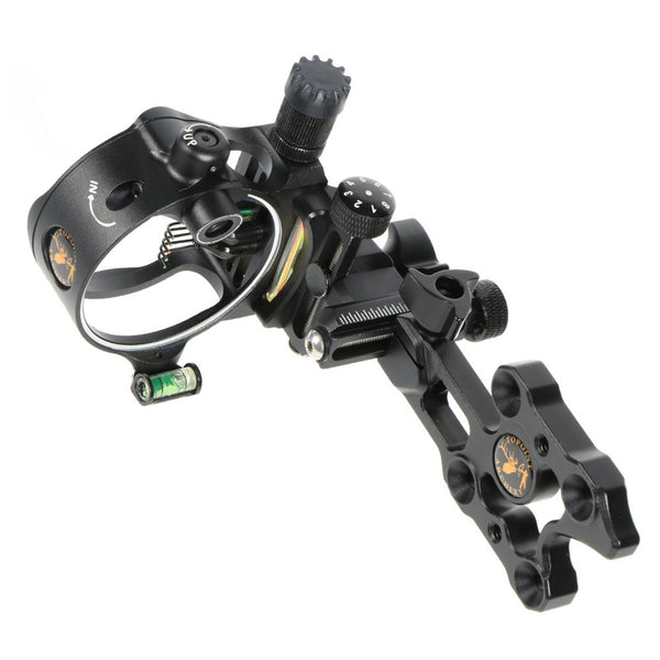 topoint 5 pin compound bow sight