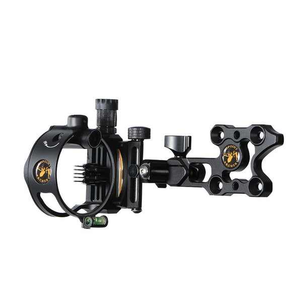 topoint 5 needle compound bow sight