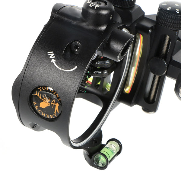 topoint compound bow sight