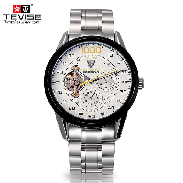 TEVISE Affordable Tourbillon Watches
