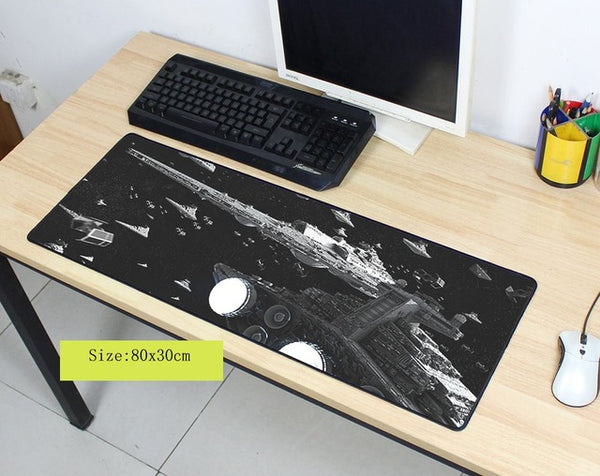 olwonow star wars mouse pad mat