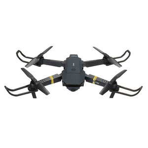 Quadcopter drone with propellor shields