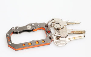 H1066-A EDC key chain - hue and shades
