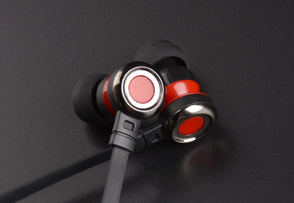 MUSTTRUE P5 Earphone Stereo Headset with Mic Earbuds