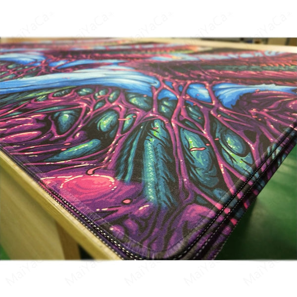 MaiYaCa Hyper beast CS GO Large Mouse Pad edge