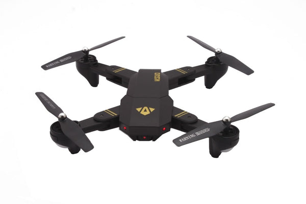 Visuo Quadcopter Mini Foldable Selfie Drone