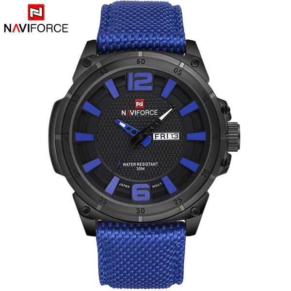 NAVIFORCE Men's Military Sports Watches