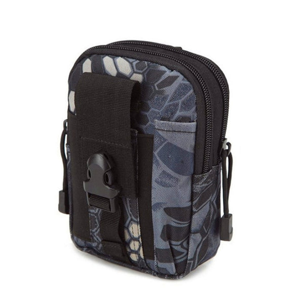 MOONBIFFY Men's Outdoor Camping Bags - hue and shades