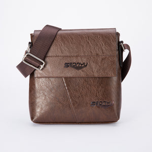 Pu Leather Shoulder Bags Business CrossbodyBag ZH1505/8068 - hue and shades