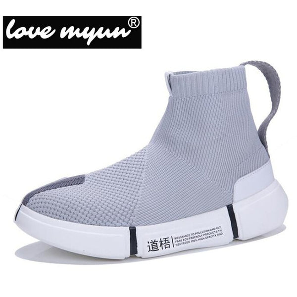 Affordable Cloth Slip On Shoes for Ladies and Gentlemen white color variant