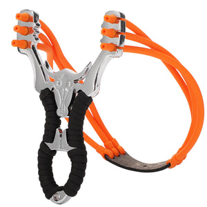 Pocket Shot Powerful Hunting Sling Shot-Hue&Shades