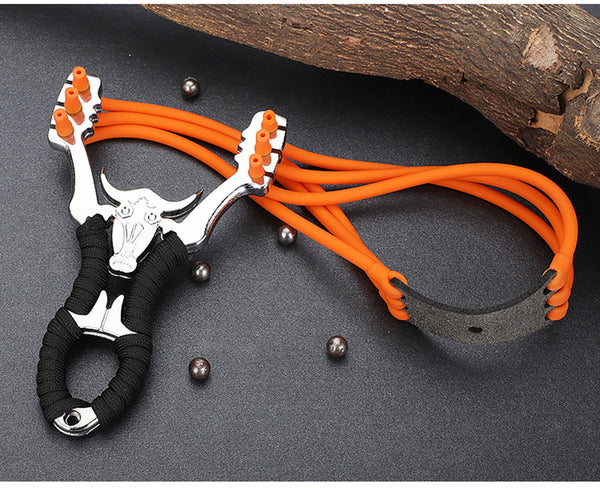 POCKET SHOT Powerful Alloy Sling shot For Sports Hunting