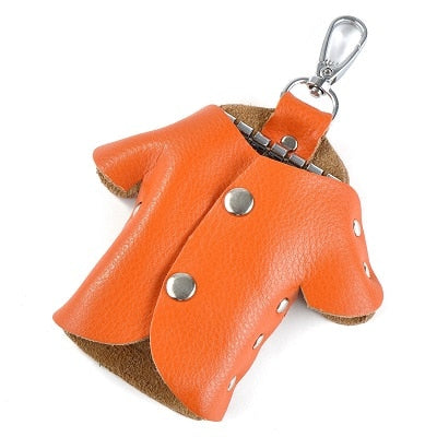 2019 Creative Leather Lovely Key Holder/ Wallet Key Organizer FSINNLV