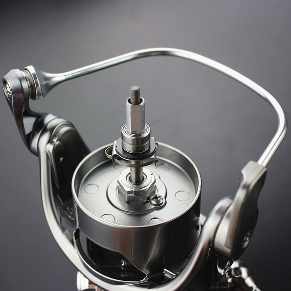 stream angler fishing wheel saltwater spinning reel