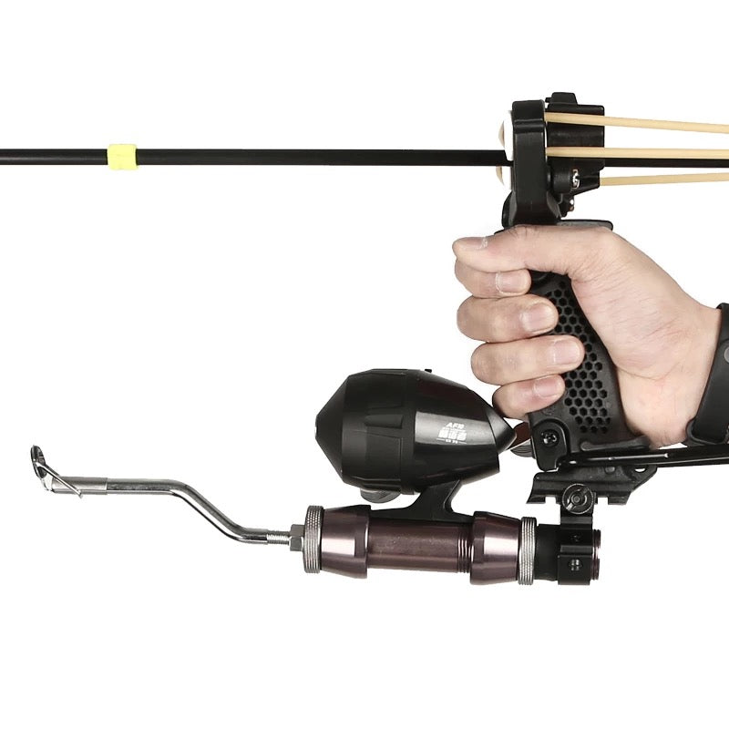 Multi-function  Bowfishing Arrow Shooting Slingshot Bow-Hue&Shades
