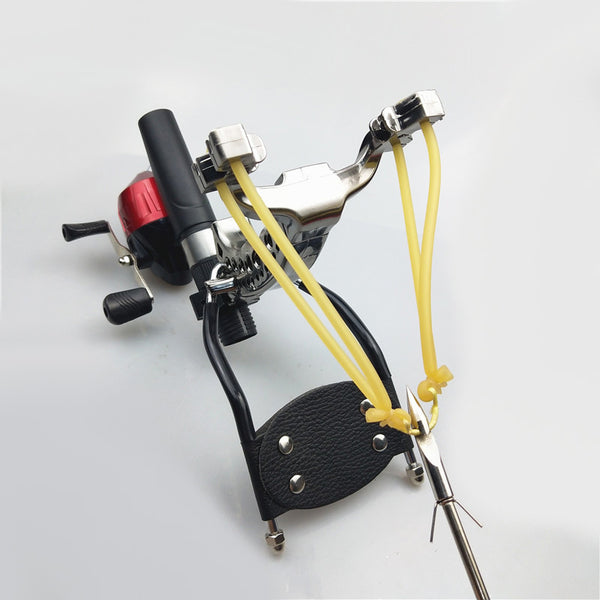 KONBMAN DIY Slingbow Hybrid with Arrow Rest Design front