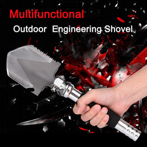 Portable Camping Hand Shovel multi-tool Equipment