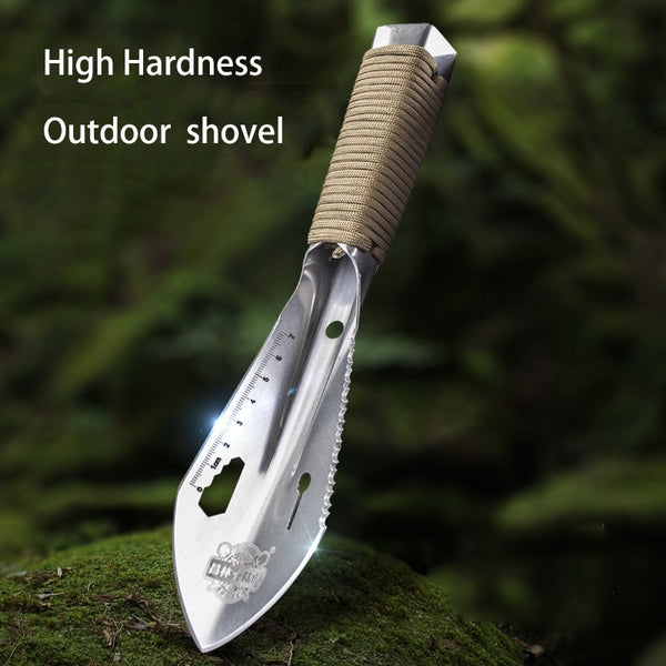 Multi-function Garden Tools Portable Spade Hand Shovel