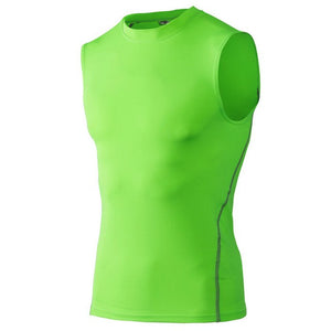 Men's Quick Dry Taper Vest