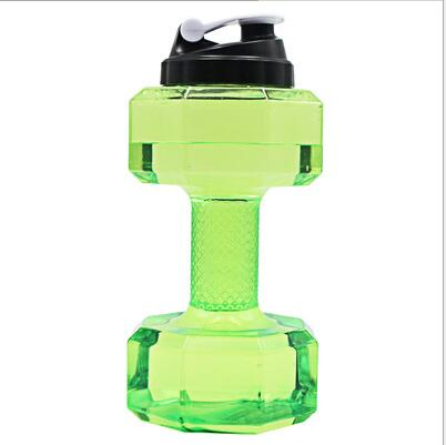 2.5L H2O Dumbbell Waterbottle