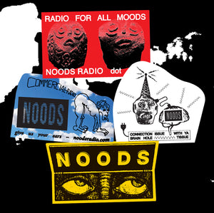 Threshold Sticker Pack