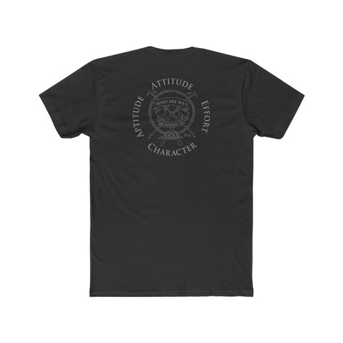 Academy 54 T-Shirt - Black/Grey