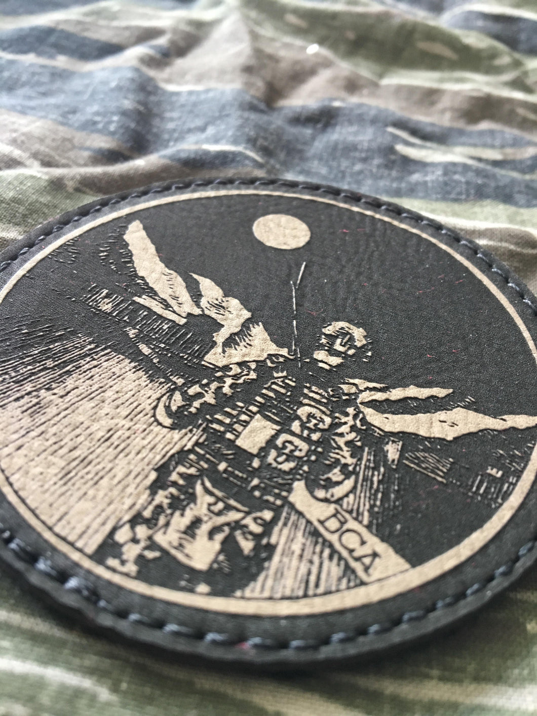 Walkin' In The Moon Light Patch
