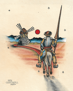 Don Quixote, The Greatest Madness