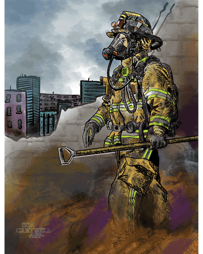 First Responder- Firefighter