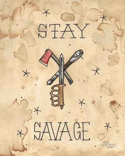 Stay Savage
