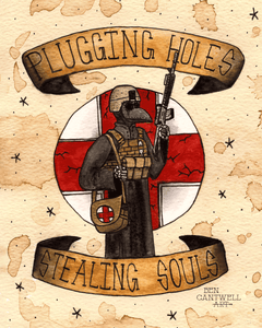 Pluggin' Holes and Stealin' Souls