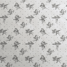 Load image into Gallery viewer, Cherub Wrapping Paper - Holiday Preorder!
