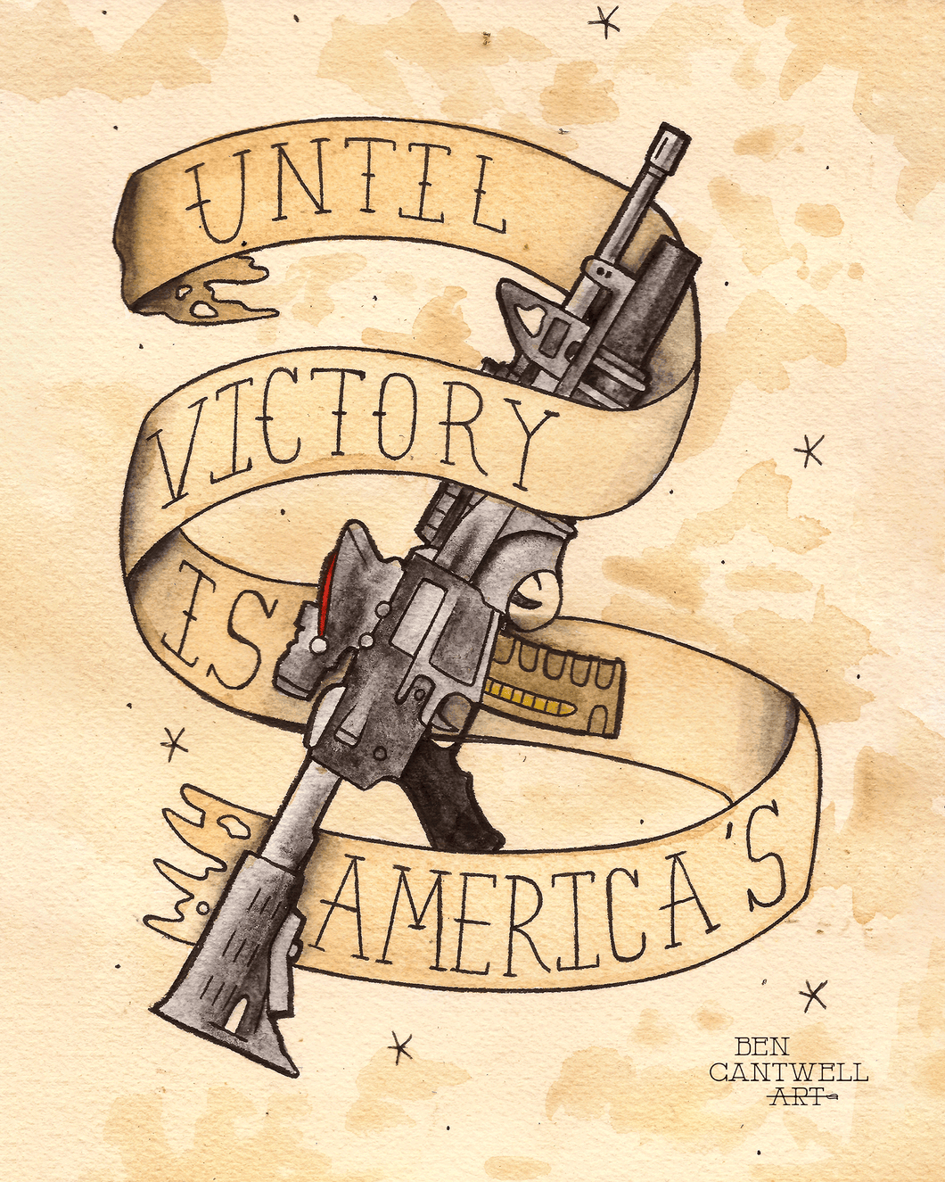 Until Victory is America's
