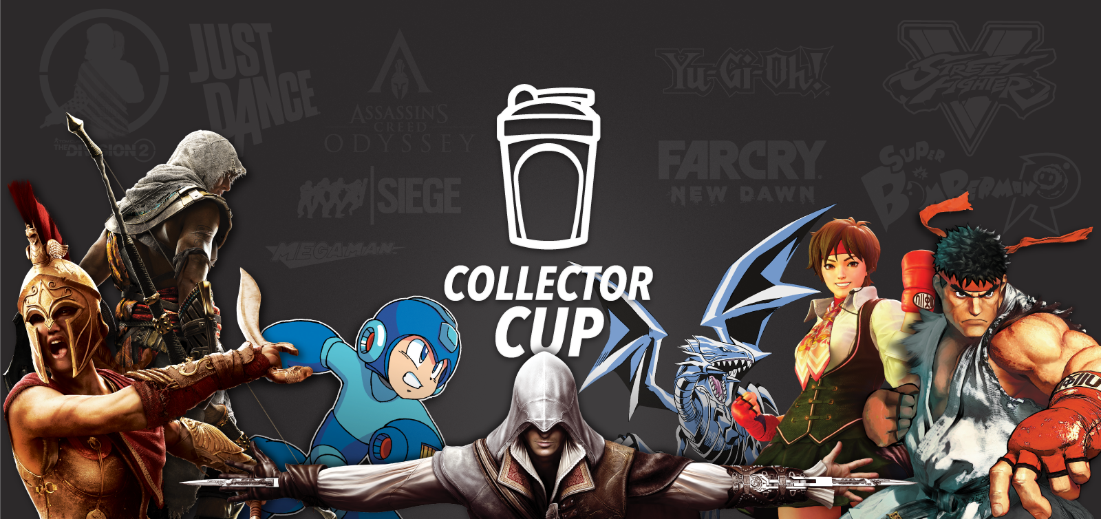 Collector Cup: Officially Licensed Gaming Cups