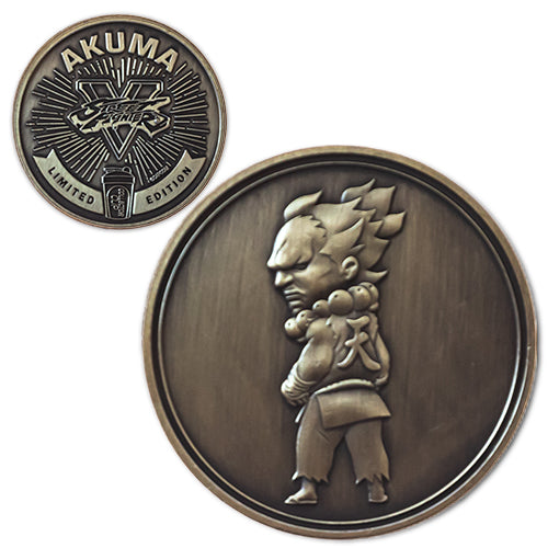 Akuma<br>1.25 Inch Collector Coin