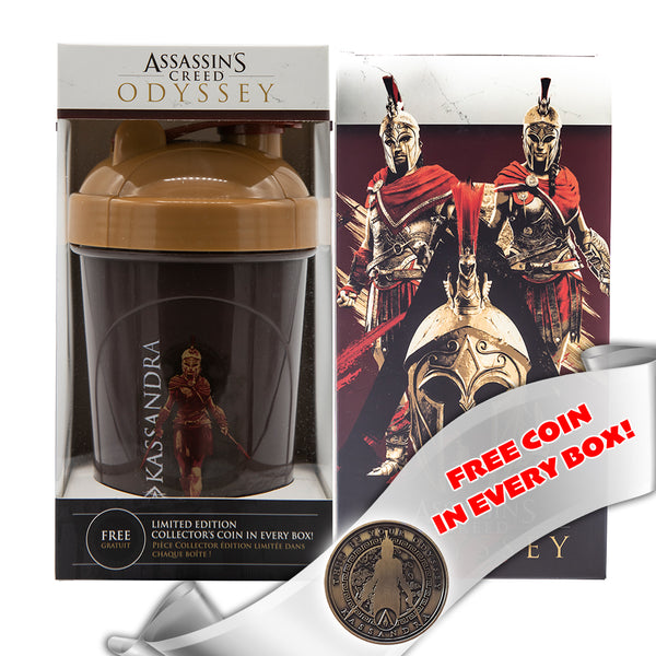 Kassandra Collector Cup + Collector Coin <br> Assassin's Creed - 24oz