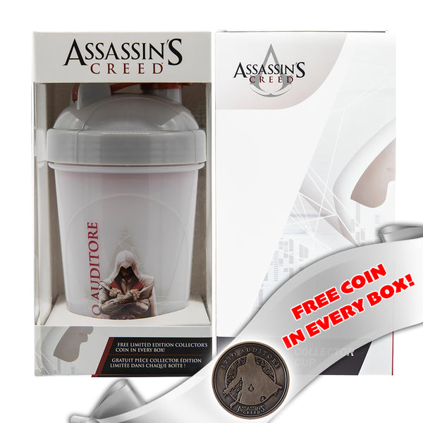 Kassandra Collector Cup + Collector Coin Assassin's Creed - 24oz