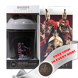Alexios Collector Cup + Collector Coin <br> Assassin's Creed - 24oz