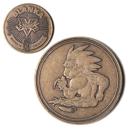 Blanka<br>1.25 inch Collector Coin