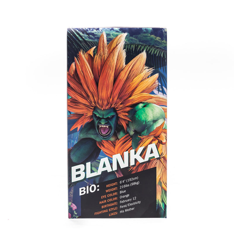 Blanka Collector Cup + Collector Coin Street Fighter V
