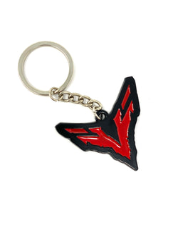 Ghost Recon Breakpoint: Wolves Sigil Keychain - Black Edged